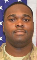 Sgt. 1st Class Omar Forde