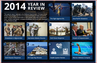 DoD Year in Review 2014